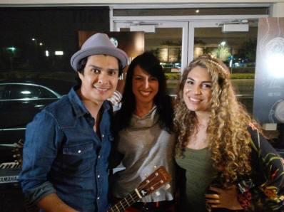 Noches Culturales with Periko & Jessi Leon