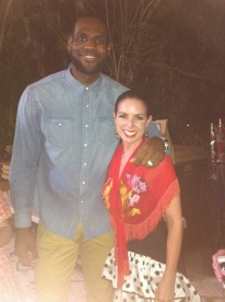 McDonalds Commercial with LeBron James