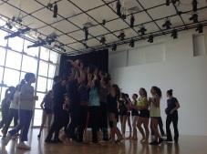 Diabolo Dance Master Class