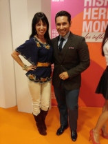 With Christian D. Ramirez