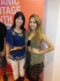 With Jasmine V