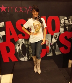 Macy's Fashion Rocks 2014