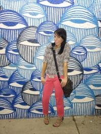 ArtWalk in Wynwood, Miami