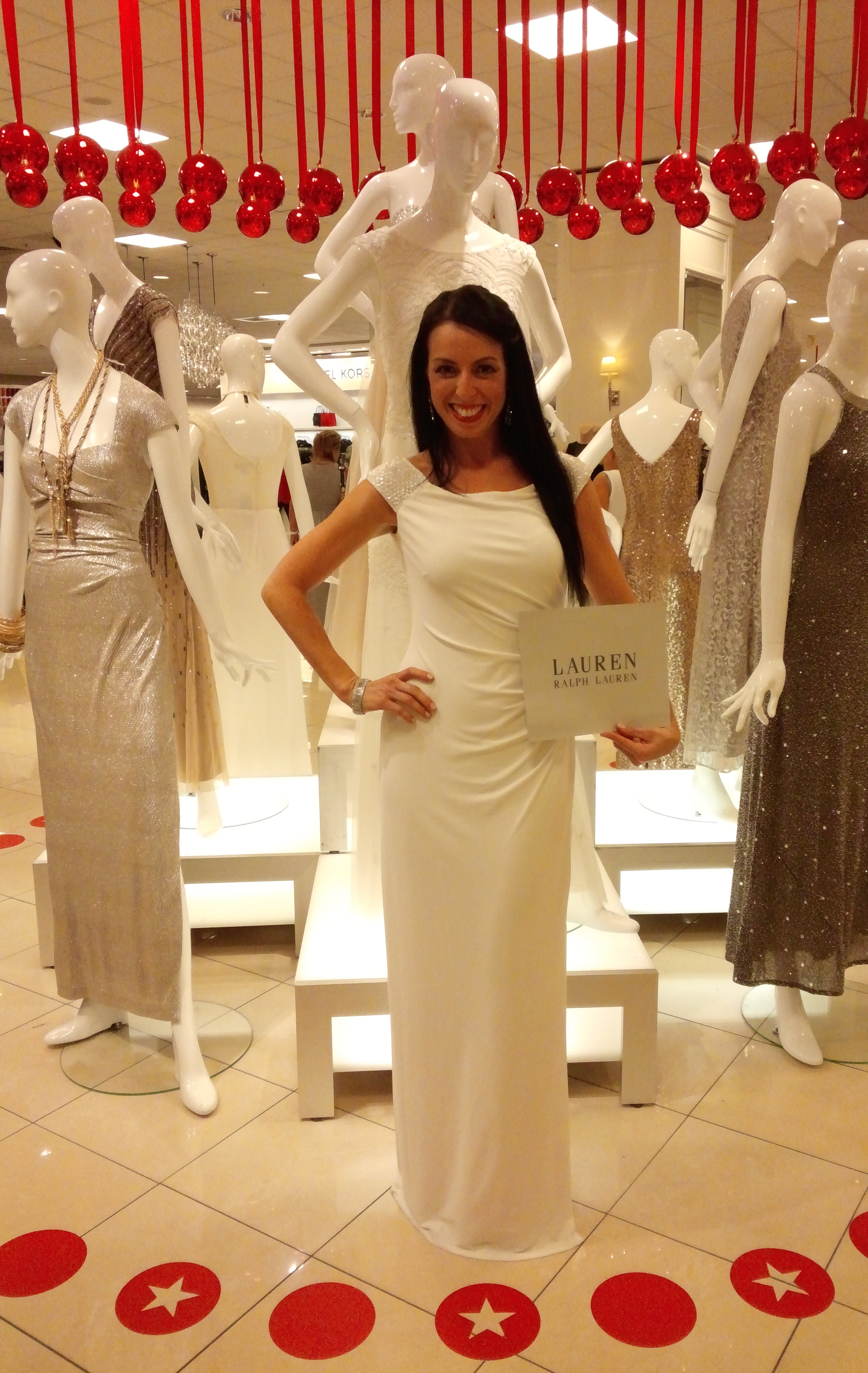 Macy\'s Formal Wear Event at Town Center at Boca Raton   Maria Ines ...
