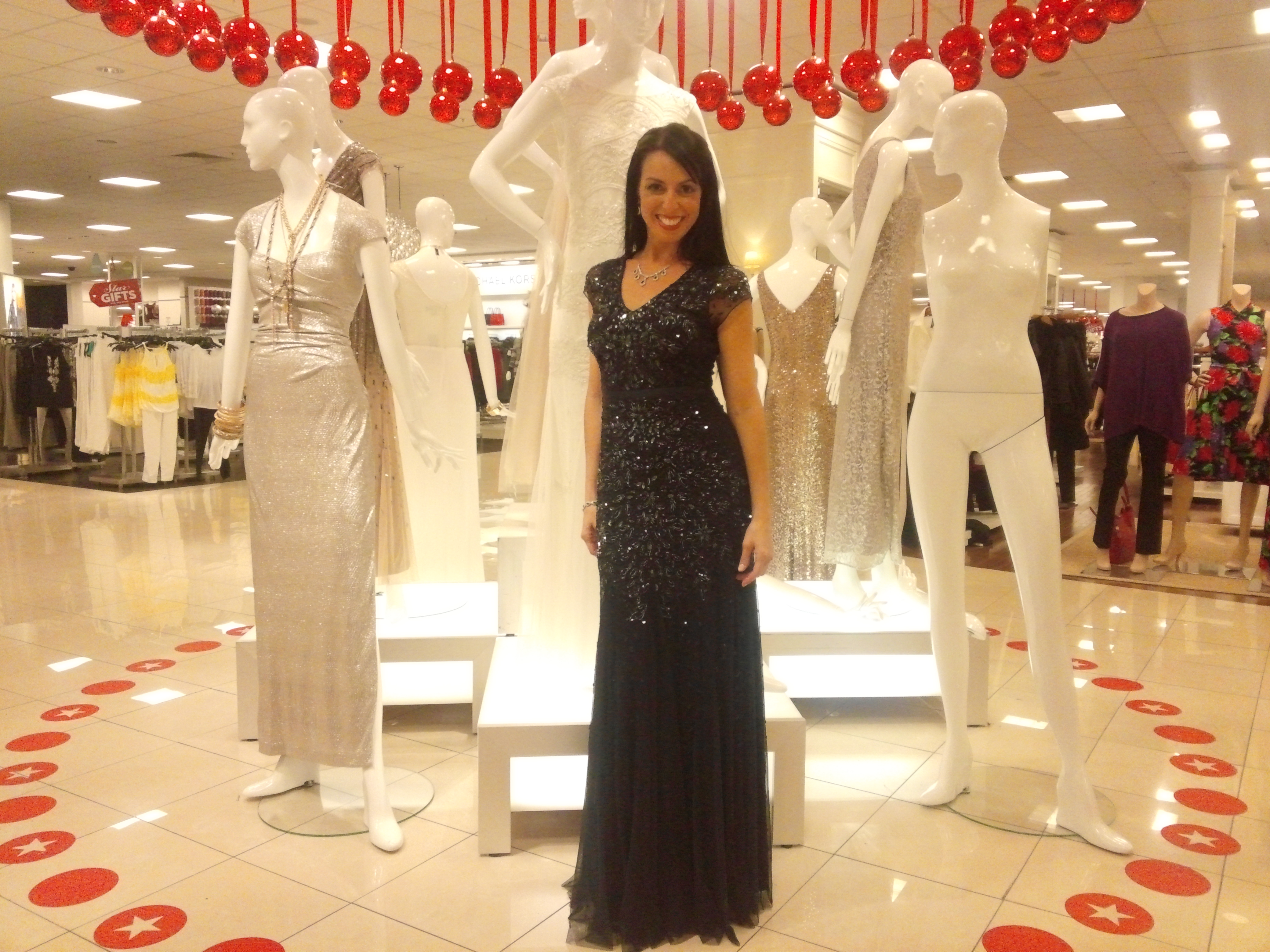 Macy's Formal Wear Event at Town Center at Boca Raton | Maria Ines ...