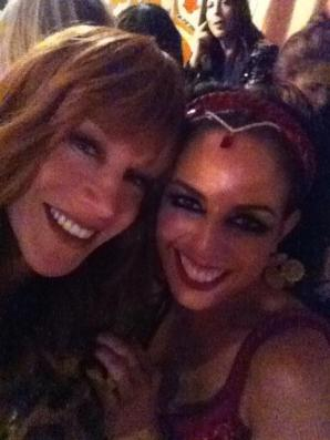 With Kathy Griffin, Hotbed Benefit 2014Tiburon, San Fransisco, CA