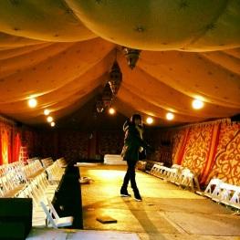 Rehearsing, Hotbed Benefit 2014Tiburon, San Fransisco, CA